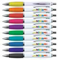Viva Ballpoint Pen - White Barrel