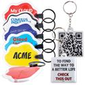 Naples LED Flashlight Keytag