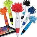 Mop Top Junior Ballpoint Pen / Stylus